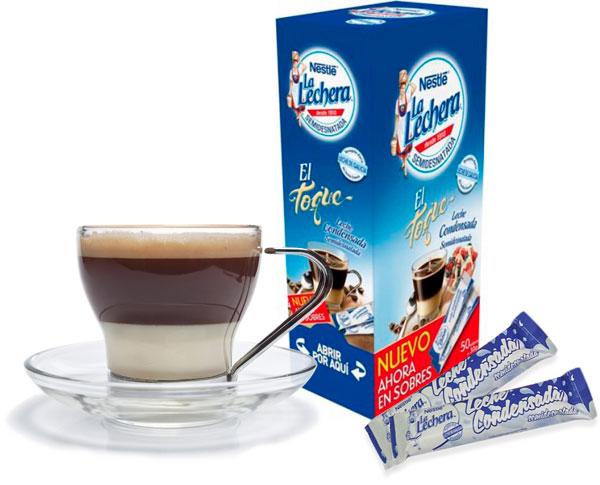 "Imagen de leche condensada ""La Lechera"""
